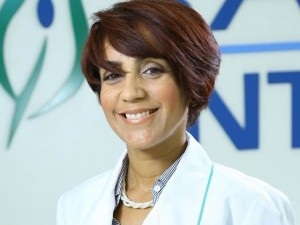 Carmen Sarah Mota, presidente Sociedad de Infectología