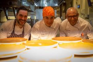 Celebran gastronomía RD en Londres