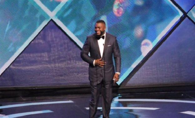 David-Ortiz en Premios Soberano