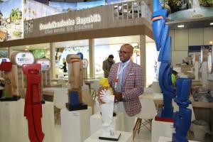 Destaca importancia escultura para el turismo
