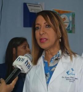 Doctora Carmen Adames