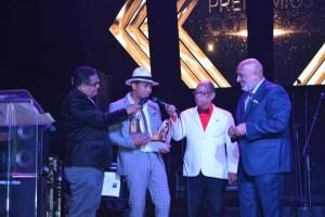 Premian a David Kada como el Salsero del Año 2018