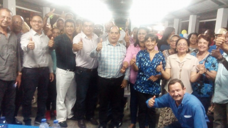 Yovany Moya recibe apoyo para presidir Zona H1