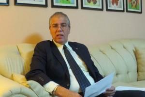 Carlos Jesús de la Nuez, embajador de Cuba en RD