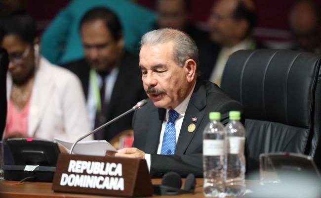 Medina pide legislación contra corrupción