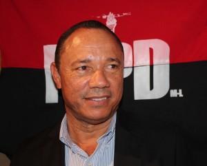 Pablo Ferreiras,vocero nacional del MPD