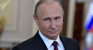 Putin dice