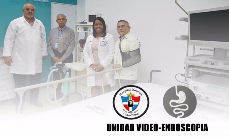 Unidad de Video Endoscopia hospital Padre Billini