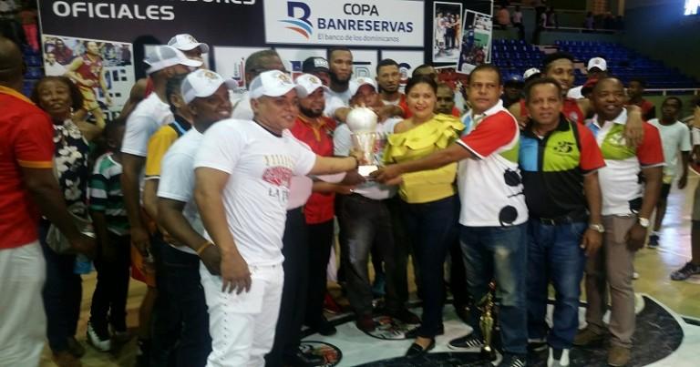 Club Quisqueya campeón