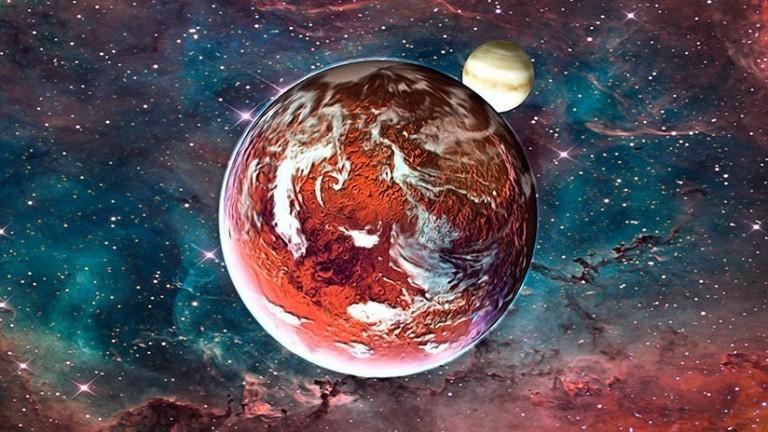 Descubren planeta un año dura 19,5días