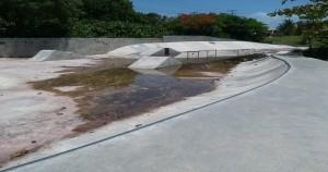 Parque abandonado