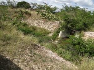 canal río Caña
