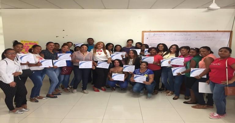 Participantes taller sobre psicoeducación