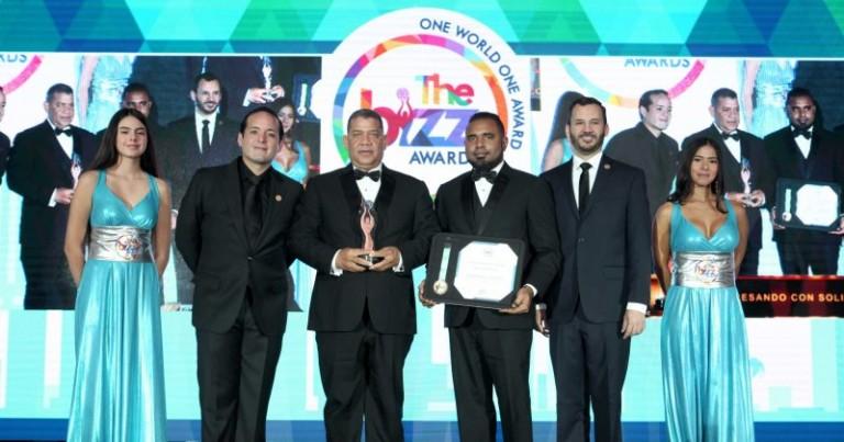 Prosoli recibe premio internacional a la excelencia