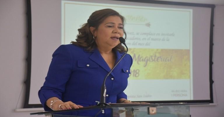 Vicealcaldesa SDE Jacinta Estévez