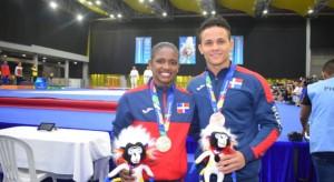 Yamilet Peña y Audrys Nin Reyes