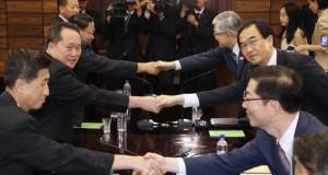 Las dos corea se reunirán
