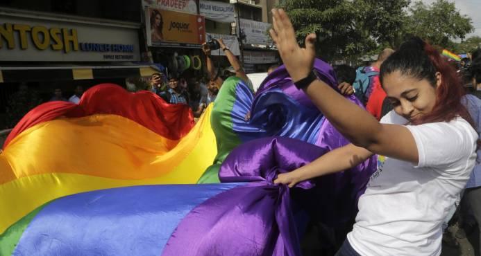 Activistas por los derechos de los homosexuales