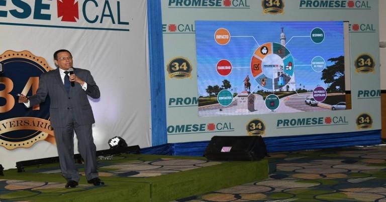 Director Promese presenta informe de gestión