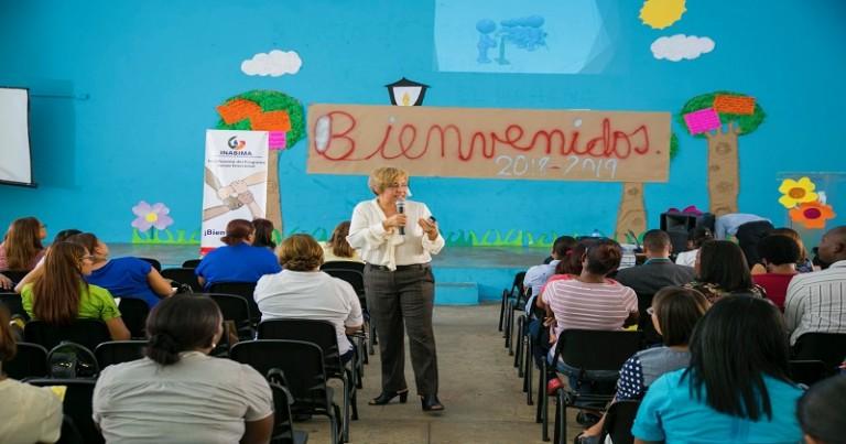 Inabima brindará apoyo emocional a profesores