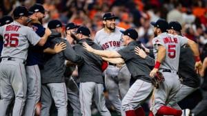 Boston pasa a la Serie Mundial