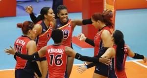 Dominicanas consiguen primer triunfo