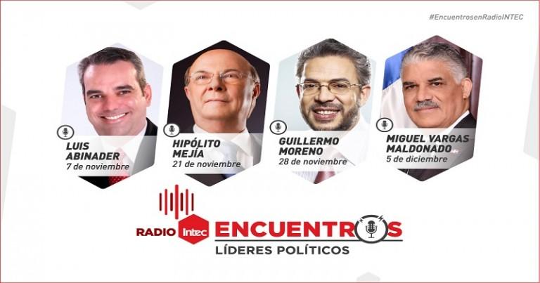 Estudiantes Intec entrevistarán líderes políticos
