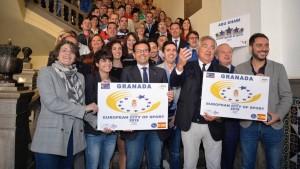 Granada elegida ciudad del Deporte