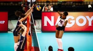 Holanda derrotó 3-0 a RD