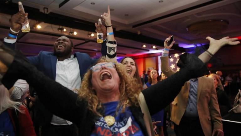 Elecciones USA, noviembre 2018