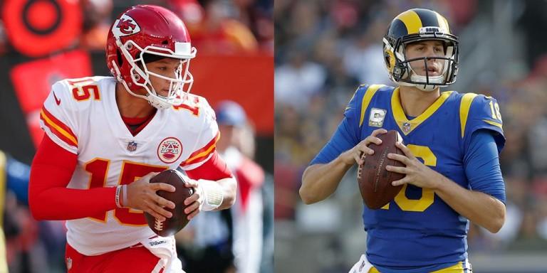 Los Chiefs vs Rams