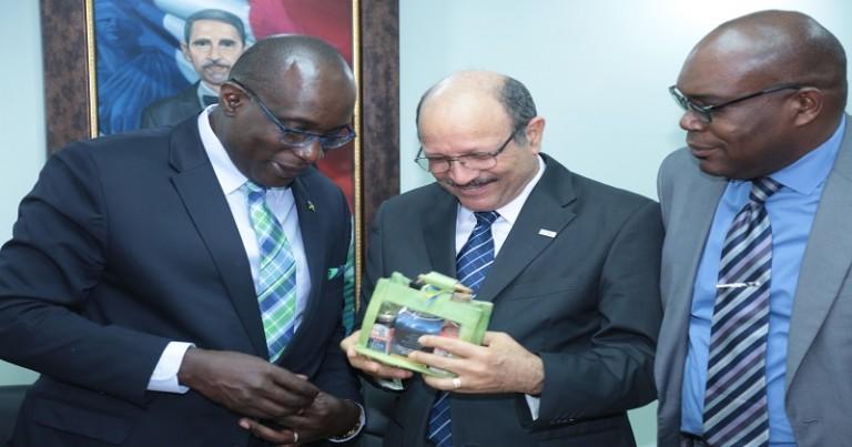 Ruel Reid, ministro Educación de Jamaica