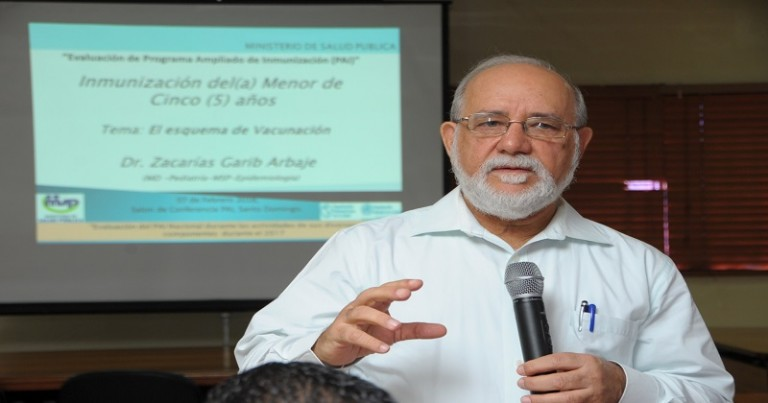 Zacaría Garíb, director del PAI
