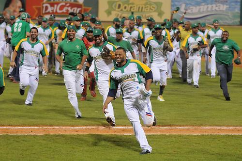 Estrellas a las finales beisbol RD
