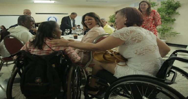 Vicepresidencia incluye 130 mil discapacitados en programas sociales