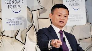 Jack Ma, multimillonario chino y cofundador de Alibaba