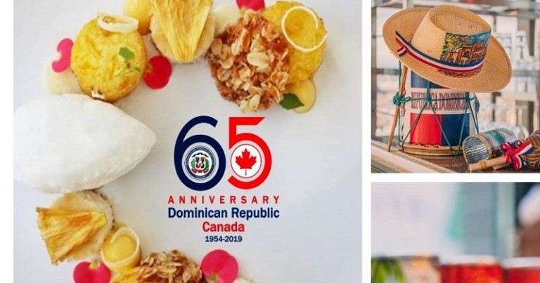 Embajada RD en Canadá celebra festival gastronomico