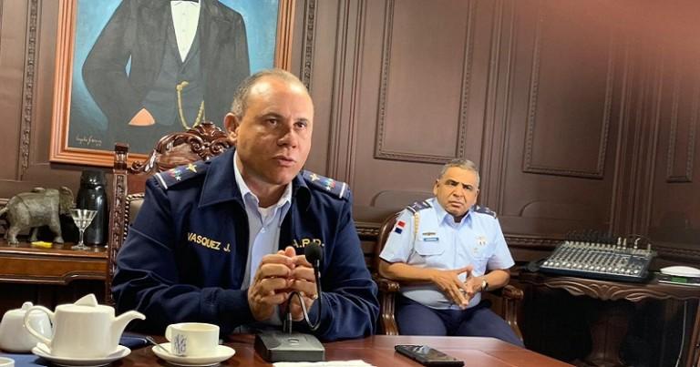 General FARD Richard Vásquez Jiménez