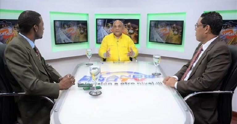 Jesús Ogando dice libertad de prensa está secuestrada