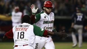 Mexico derrota a Venezuela
