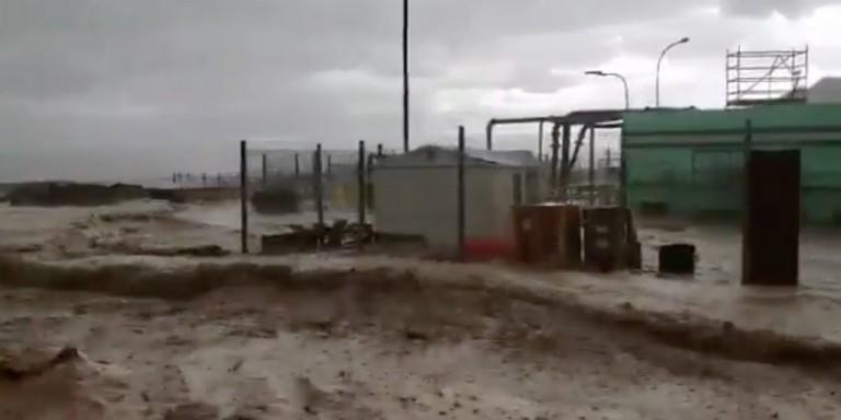 Nueve muertos por lluvias en Chile