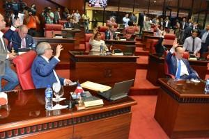 Senado aprueba Ley Electoral