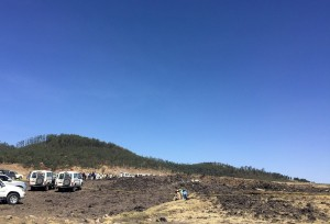 Accidente avión de Ethiopian Airlines