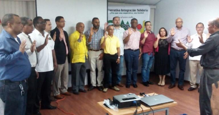 Crean cooperativa Integración Solidaria