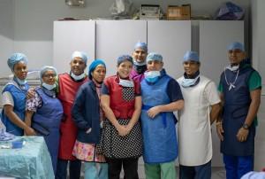 Equipo médicos Instituto Cardiología