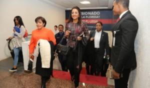 Primera dama va a Dubai