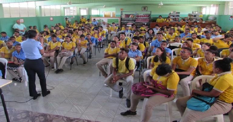 Cultura de paz en las escuelas