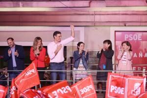 PSOE gana elecciones España