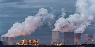 Dióxido de carbono en la atmósfera