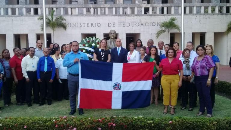 Educación recuerda a Pedro Henriquez Urena
